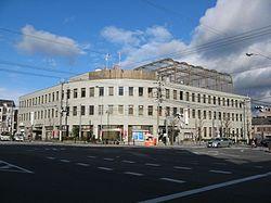 京都北郵便局